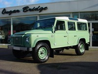 Used Land Rover Defender 110 TD Heritage Edition SUV 4WD
