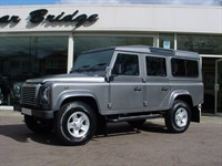 Used Land Rover Defender 110 Tdi XS 5dr