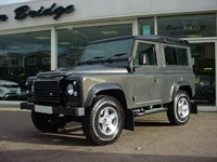 Used Land Rover Defender 90 TD XS SUV 4WD