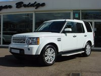 Used Land Rover Discovery SD V6 XS 5dr