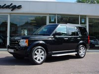 Used Land Rover Discovery TD HSE 5dr 4WD Sat Nav, Panoramic roof