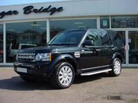 Used Land Rover Discovery SD XS 5dr 4WD