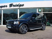 Used Land Rover Discovery SD V6 Landmark 4x4 5dr