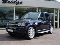 Used Land Rover Discovery TDV6 HSE 5dr Auto Panoramic roof, Sat Nav