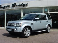 Used Land Rover Discovery 4 TD V6 XS 5dr