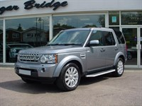 Used Land Rover Discovery SD HSE 5dr 4WD Logic 7, Surround Cameras