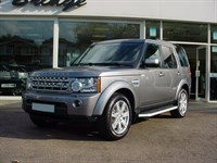 Used Land Rover Discovery TD XS 5dr 4WD Reversing Camera, One owner