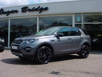 Used Land Rover Discovery Sport SD4 HSE Luxury 4x4 5dr