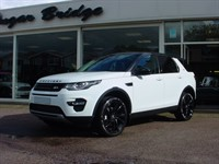 Used Land Rover Discovery Sport SD4 HSE 4x4 5dr