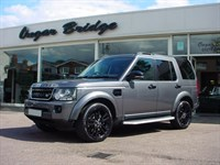 Used Land Rover Discovery 4 SD V6 SE Tech 5dr (start/stop)