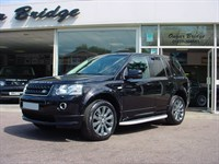 Used Land Rover Freelander 2 Sd4 Dynamic 5dr 4WD