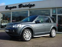 Used Land Rover Freelander 2 Sd4 HSE 5dr 4WD