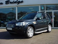 Used Land Rover Freelander Td4 HSE 5dr 4WD Sat Nav, Panoramic roof