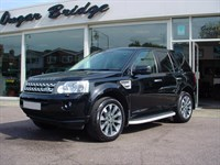Used Land Rover Freelander SD4 HSE 5dr Auto Up grade Leather, Pan roof