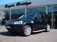 Used Land Rover Freelander SD4 HSE 5dr Up grade leather, 19 Alloys