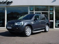 Used Land Rover Freelander Td4 HSE 5dr Auto Panoramic roof, Sat Nav