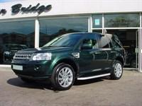 Used Land Rover Freelander SD4 HSE 5dr