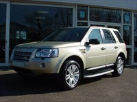 Used Land Rover Freelander Td4 HSE 5dr Auto One owner, Nav, Pan roof