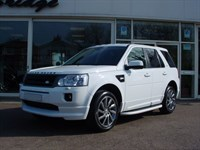 Used Land Rover Freelander Sd4 Sport 5dr 4WD Special Edition, One owner