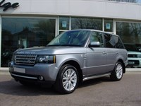 Used Land Rover Range Rover TD Westminster 5dr 4WD LR Rear Entertainment