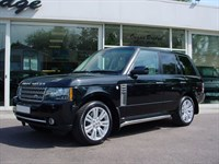 Used Land Rover Range Rover TD V8 Vogue 5dr Dual View, One lady owner