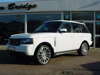 Used Land Rover Range Rover TDV8 Vogue 4dr Auto 2012 Model, One lady owner