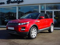 Used Land Rover Range Rover Evoque TD4 Pure 5dr 4WD Panoramic roof, Xenon lights