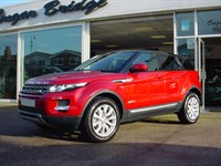 Used Land Rover Range Rover Evoque SD4 Pure 5dr Auto [Tech Pack]