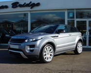 Used Land Rover Range Rover Evoque SD4 Dynamic 3dr 4WD Panoramic roof, One owner