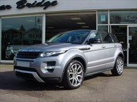 Used Land Rover Range Rover Evoque SD4 Dynamic 5dr Panoramic roof, Power tailgate