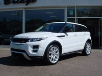Used Land Rover Range Rover Evoque SD4 Dynamic 5dr Auto [Lux Pack]