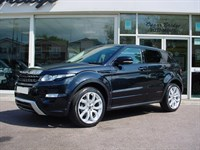 Used Land Rover Range Rover Evoque SD4 Dynamic 5dr Panoramic sunroof, Sat Nav