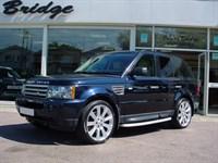 Used Land Rover Range Rover Sport TD V6 HSE 5dr 2009 Mdl, Nav, Stormer Alloys