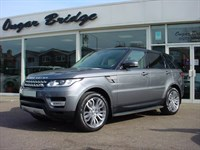 Used Land Rover Range Rover Sport SD (s/s) HSE 5dr 4WD Panoramic roof, One owner