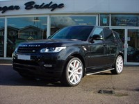 Used Land Rover Range Rover Sport SD V6 HEV Autobiography Dynamic 4x4 5dr (start/stop)