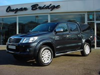 Used Toyota Hilux D-4D Invincible Pickup