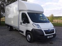 Used Citroen Relay Luton 130ps Tail Lift 1 Owner Full Service History