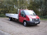 Used Ford Transit T350 XLWB 19ft 6ins Dropside 1 Owner