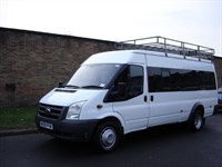 Used Ford Transit Ford Transit 17 Seater Minibus 1 Owner
