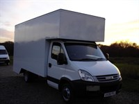 Used Iveco Daily 3.0L 35C18 3.5T New 15ft Dropwell Luton