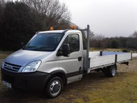 Used Iveco Daily 35C12 3.5T 16ft 6ins **EXTRA LONG**  Dropside Only 22602 Miles