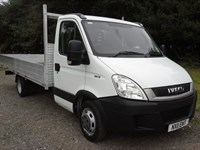 Used Iveco Daily 16Ft Dropside 3.0 150BHP NO VAT