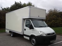 Used Iveco Daily 35C18 16Ft Dropwell Luton