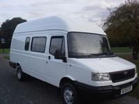 Used LDV Convoy 9 Seat Crew Minibus Splitter Van