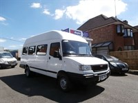 Used LDV Convoy 17 Seater Minibus Only 8772 Miles