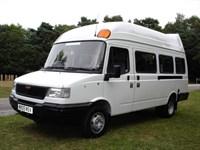 Used LDV Convoy No Vat 17 Seater Minibus Transit Engine
