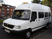 Used LDV Convoy 17 Seater Minibus Transit Engine