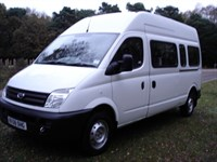 Used LDV Maxus 17 Seater Minibus Transit Size 1 Owner
