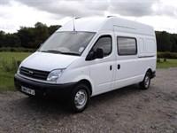 Used LDV Maxus LDV Maxus LDV Maxus 9 Seat Crew Minibus Splitter Van