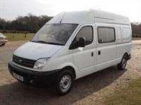 Used LDV Maxus 9 Seat Crew Minibus Splitter Van